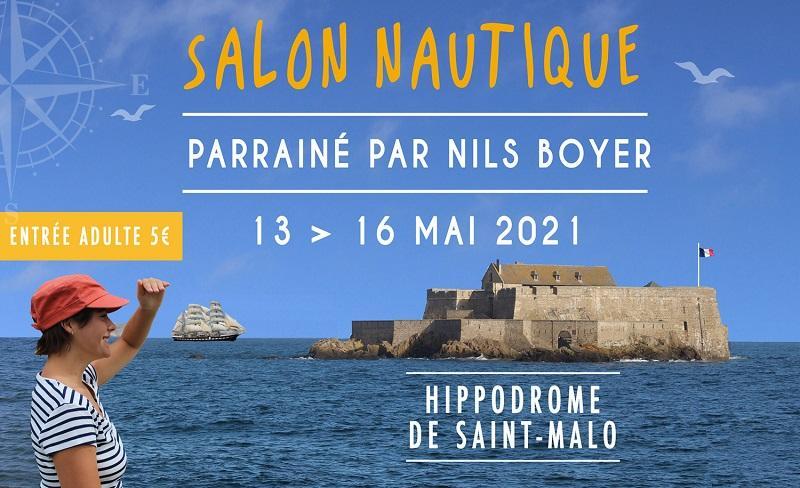 Salon nautique 13-16mai2021