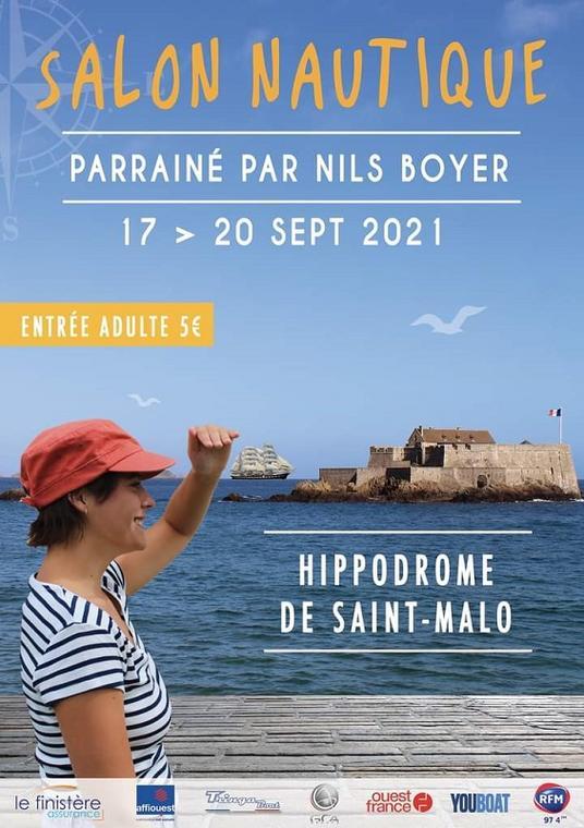 Salon nautique 17-20sept21