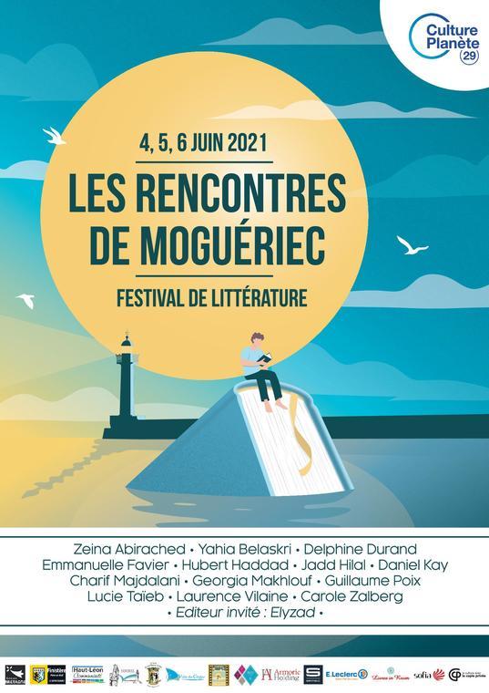 Sibiril-Les Rencontres de Moguériec- festival de littérature