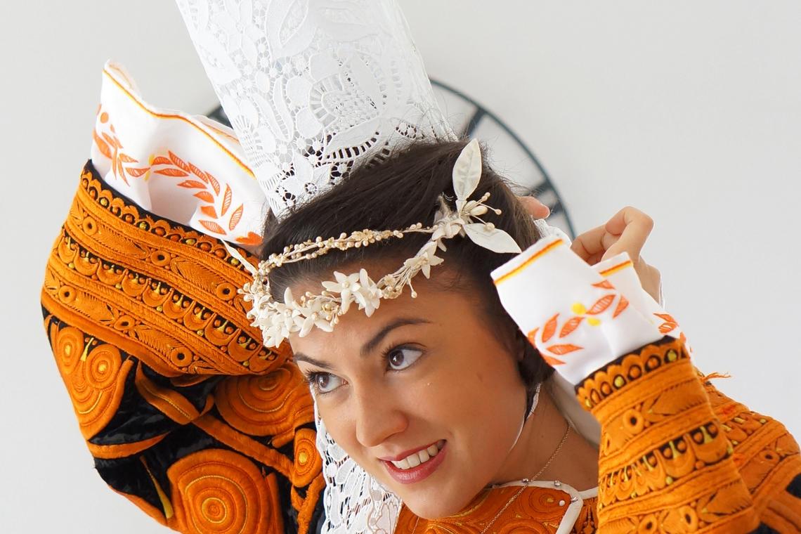 Bérénice Meur - Reine des Brodeuses - Juillet 2020 -