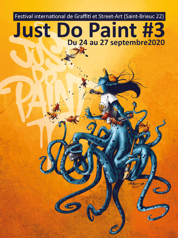 Just do Paint 3 24-27 sept Saint-Brieuc