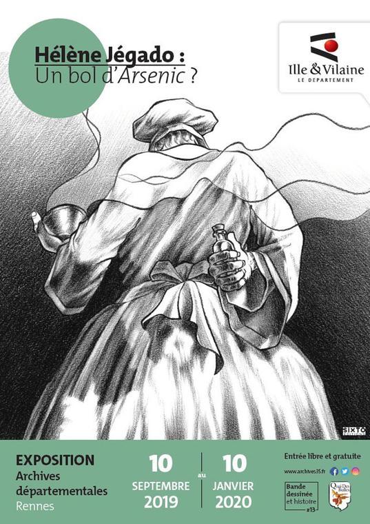Hélène JEGADO, un bol d'Arsenic ?