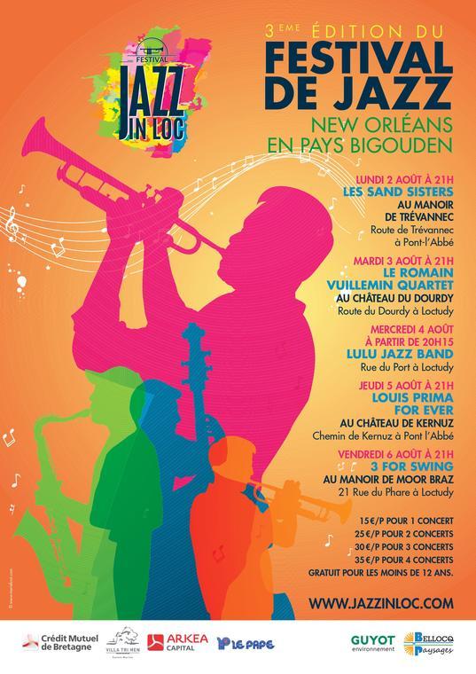 Jazz in Loc - Pays Bigouden