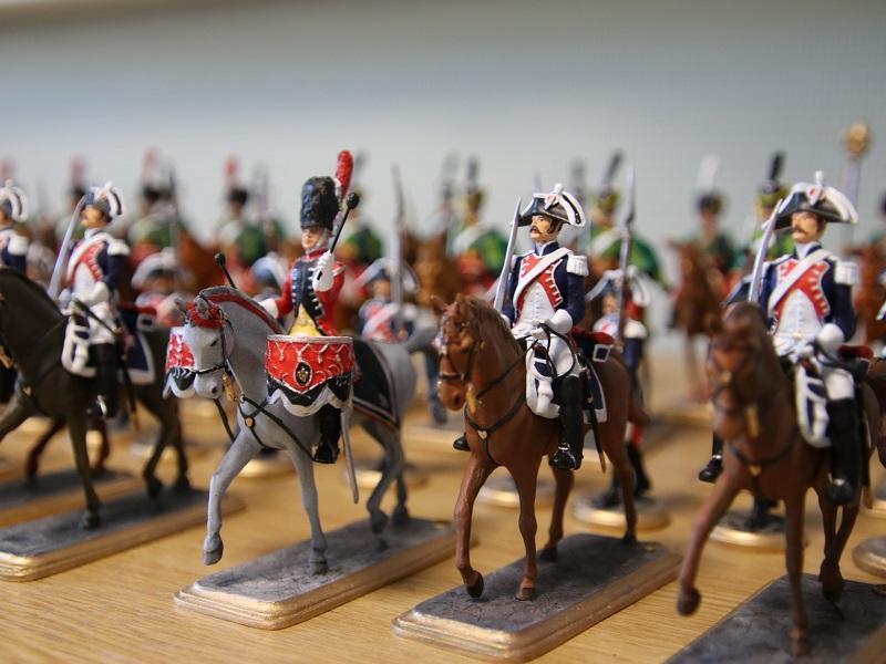 atelier du soldat de plomb - figurines plomb - Ploërmel - Morbihan