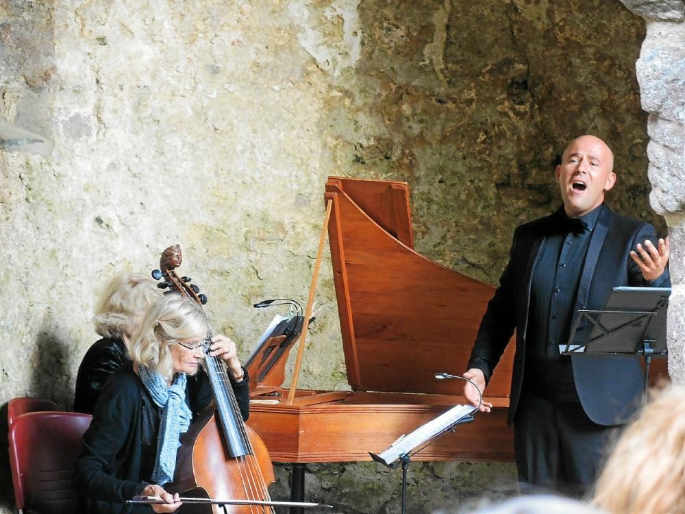 Concert de Mathieu Salama - Guilvinec - Pays Bigouden