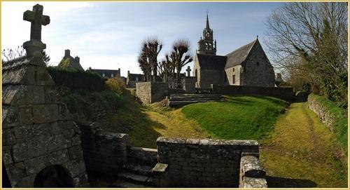 chapelle St Carré Christian Roche