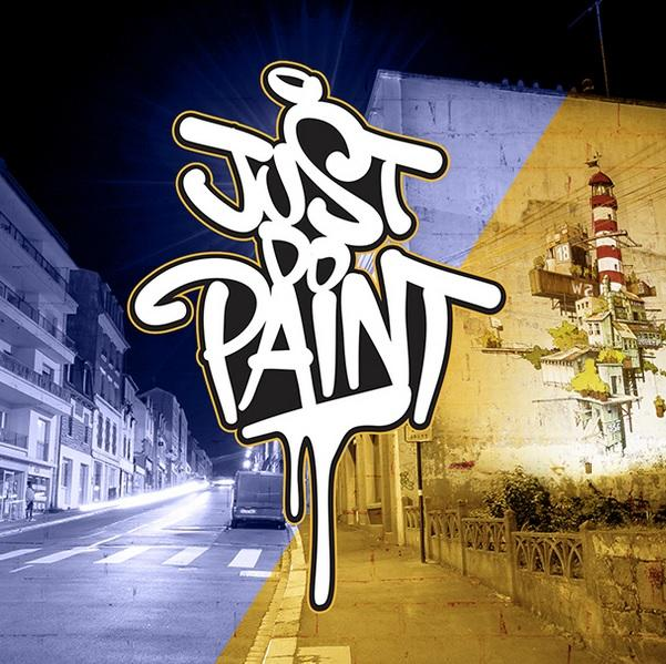 Just do Paint Saint-Brieuc Street Art