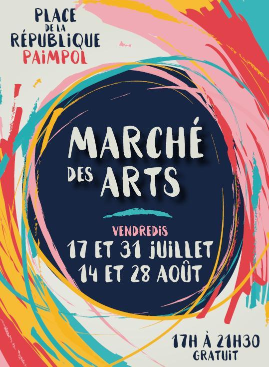 marché arts