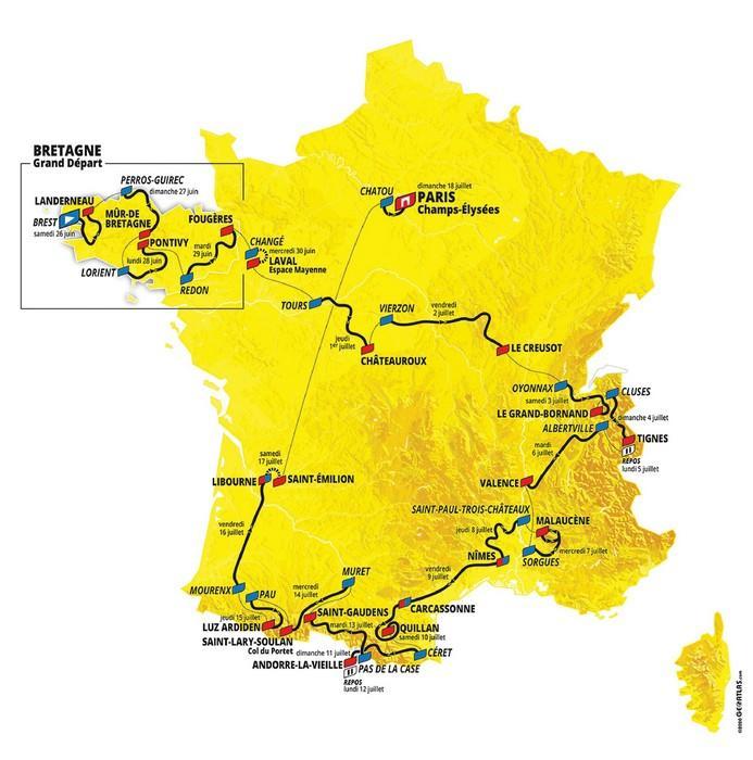 parcours-route-tour-de-france-2021