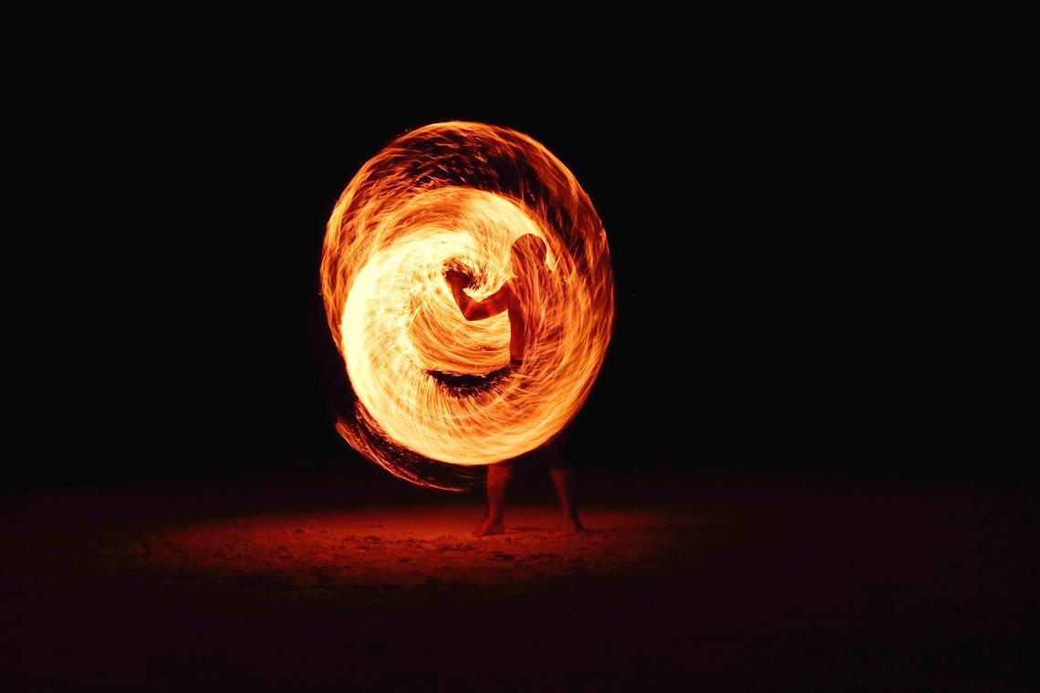 Les arts du feu