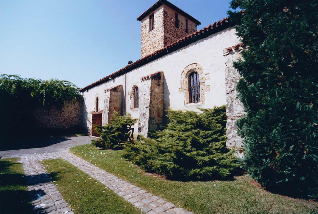 Eglise de Saint-Médard
