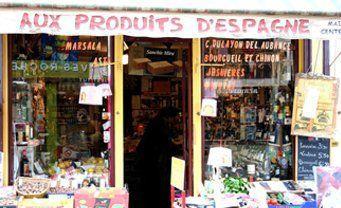 Aux produits d'Espagne à Vendôme