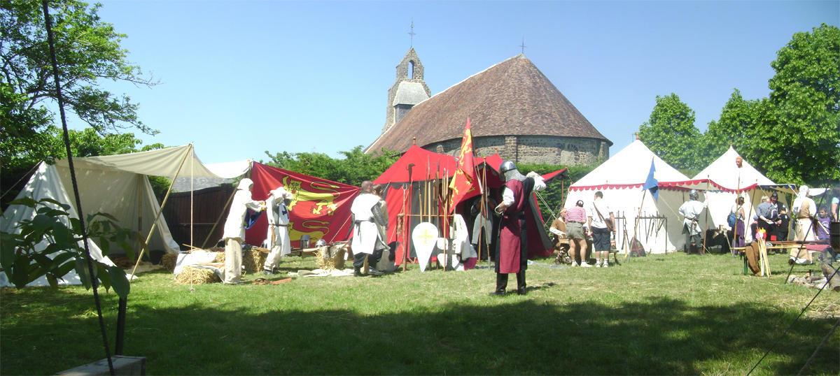 CommanderieArville-Medieval