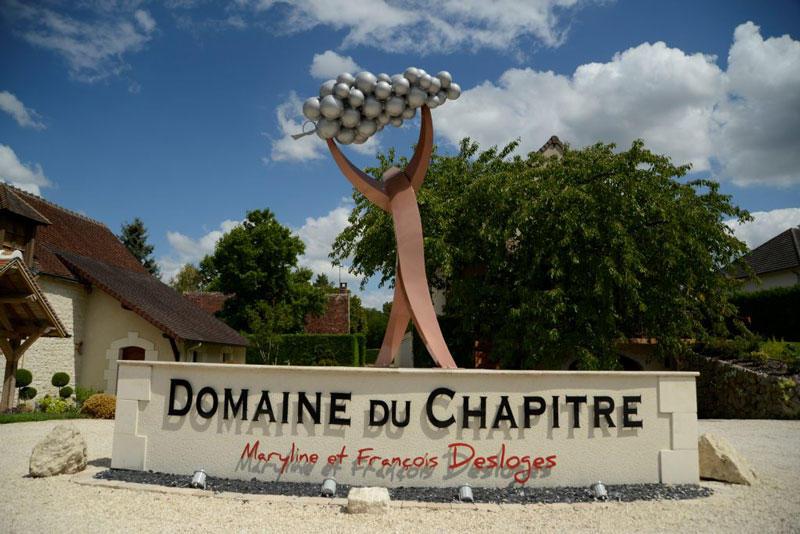 Domaine-du-Chapitre-Saint-Romain-sur-Cher©Domaine-du-Chapitre