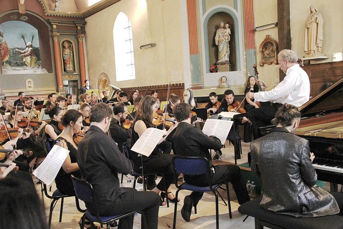 Orchestre les Métamorphoses