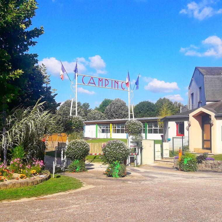 Camping de Montoire-sur-le Loir