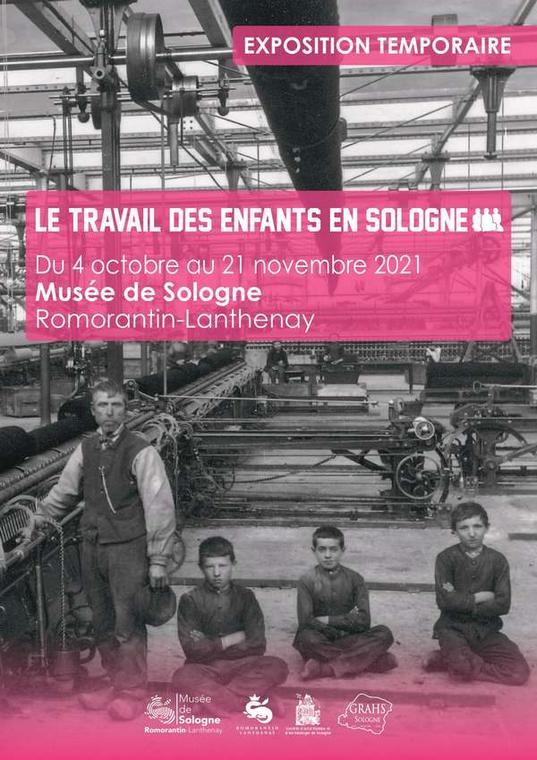 Le travail des enfants en Sologne