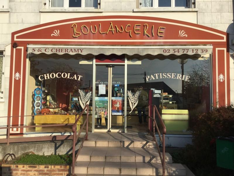 Boulangerie Pâtisserie Chéramy à Saint-Ouen