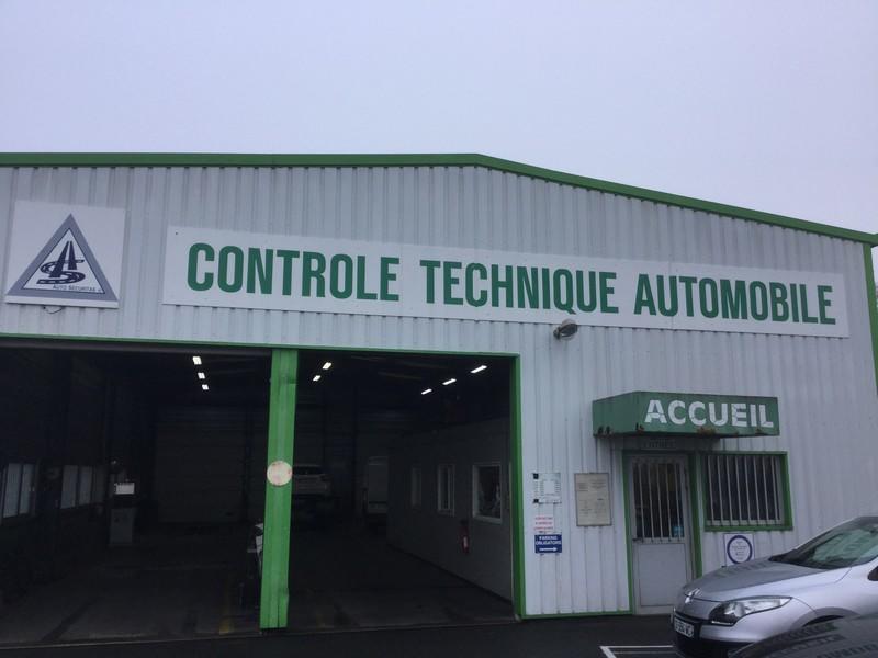 Auto contrôle 2000 à Vendôme