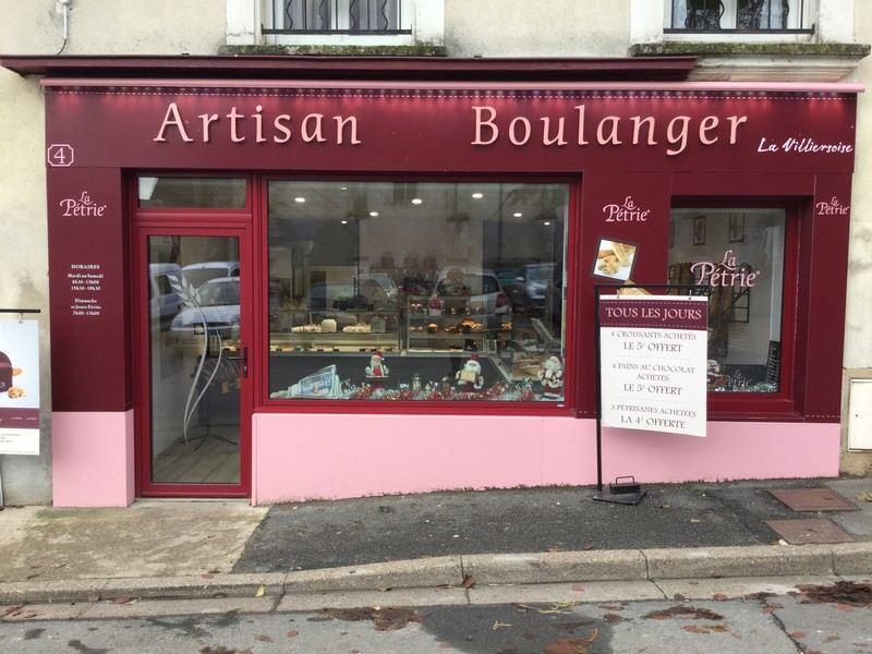 Boulangerie Villiersoise à Villers-sur-Loir