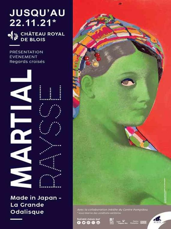 exposition-martial-raysse-chateau-bois