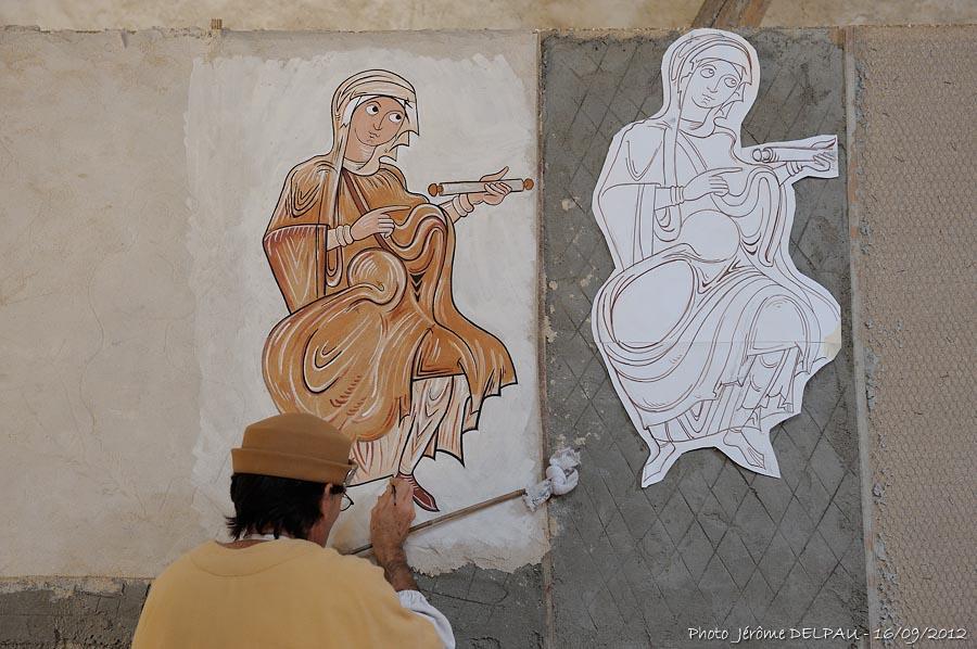 19 & 20.06 - JNA fresques Mesnie de la Licorne (2)