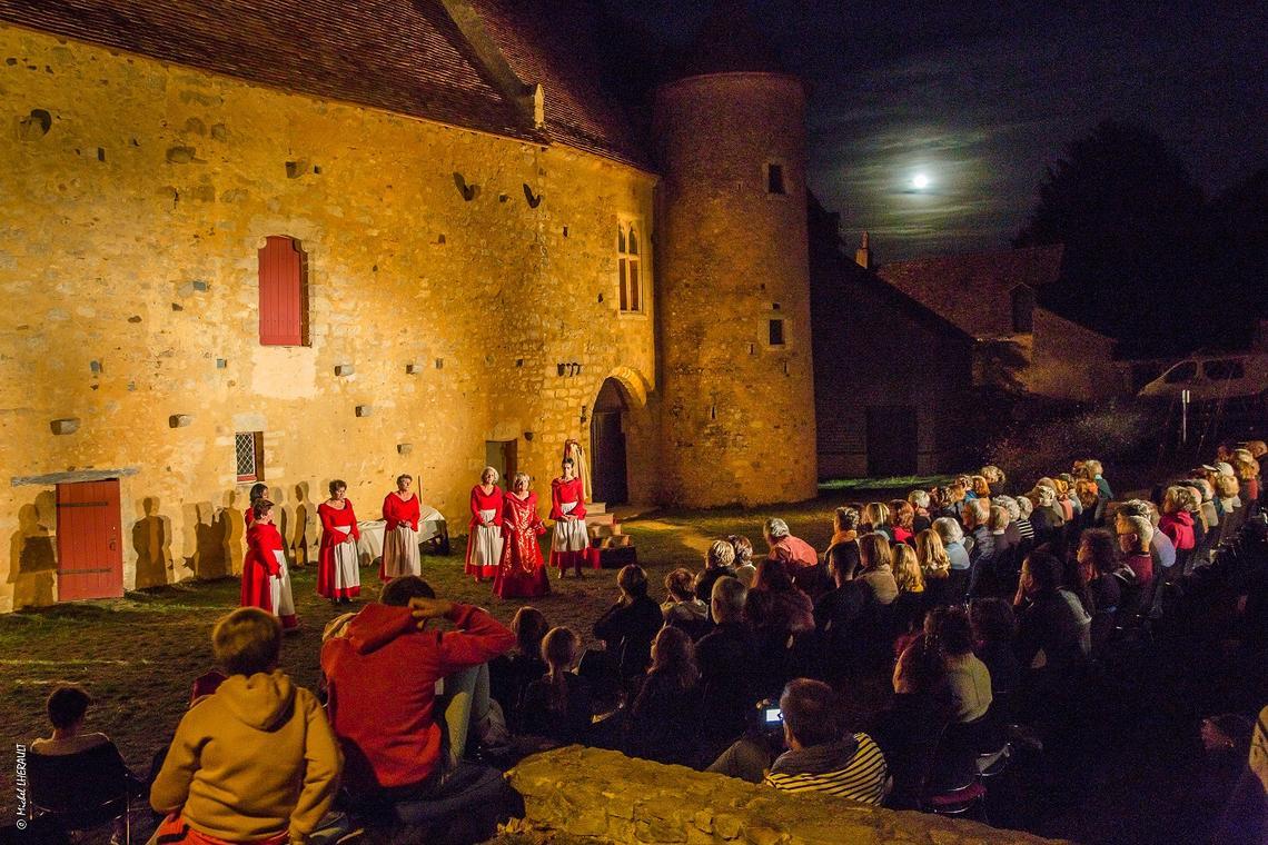 26.06 - Theatre Les Vilains - Michel Lherault (2) BD