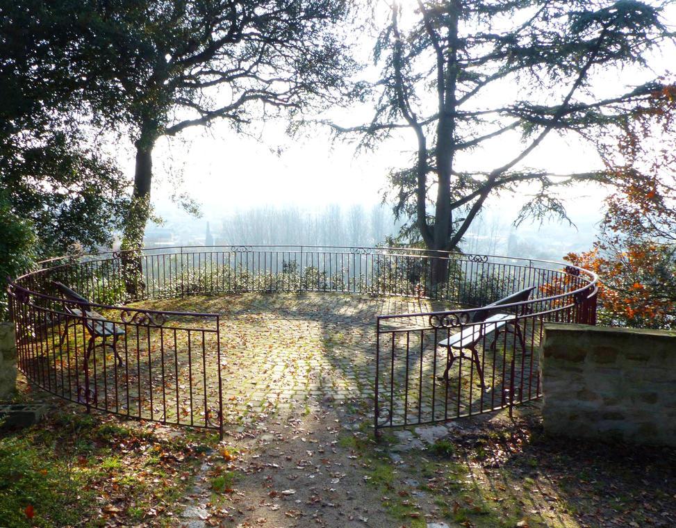 Vallée de la Sarthe - Sablé - Jardin Public