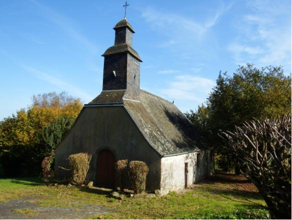Chapelle St Julien