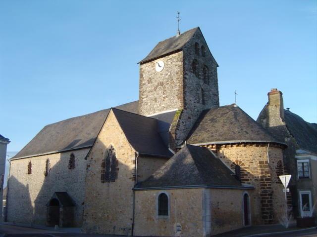 Cossé église1
