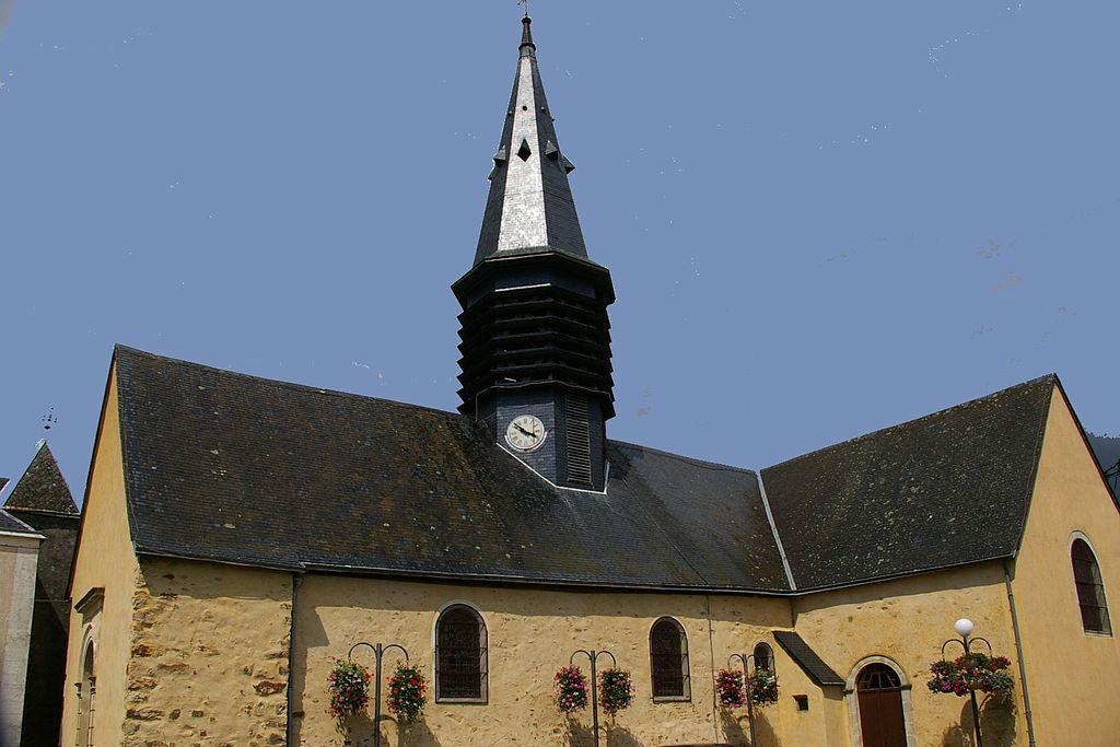 PCU53- Eglise de Livet
