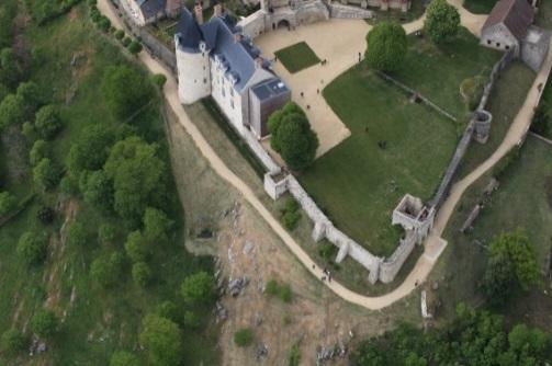 PROD53 forteresse sainte suzanne