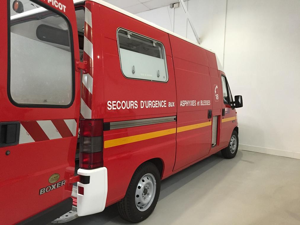 SDIS secours pompiers