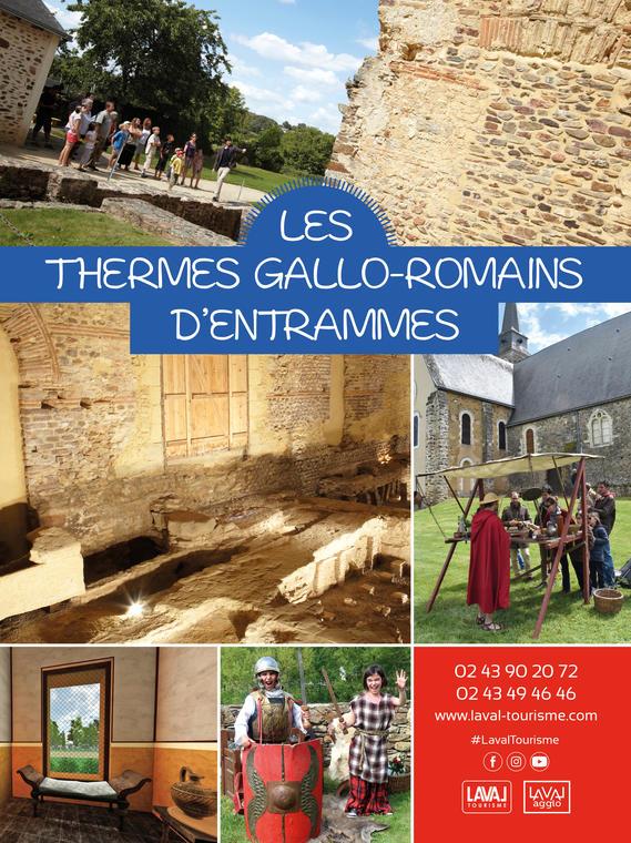 Brochure Thermes Entrammes 2021
