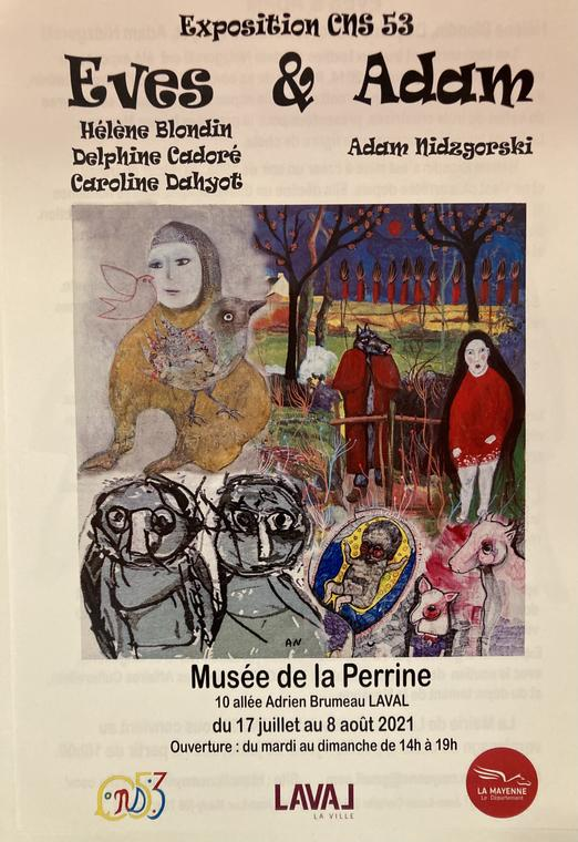 Exposition Eves & Adam