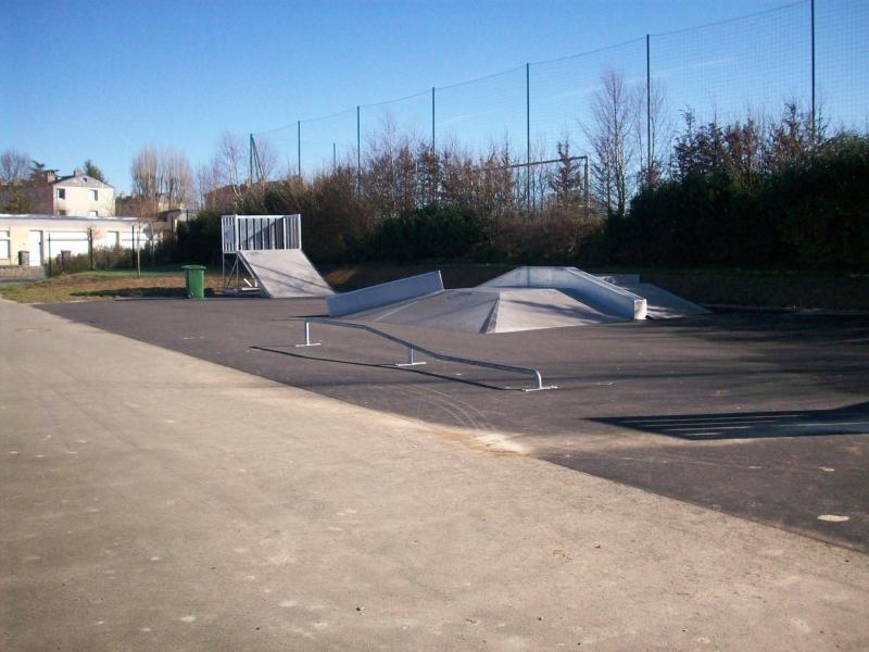 skatepark d'Ambrières-les-vallées