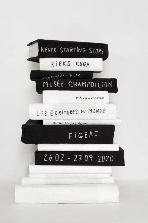 Rieko Koga, Never starting story