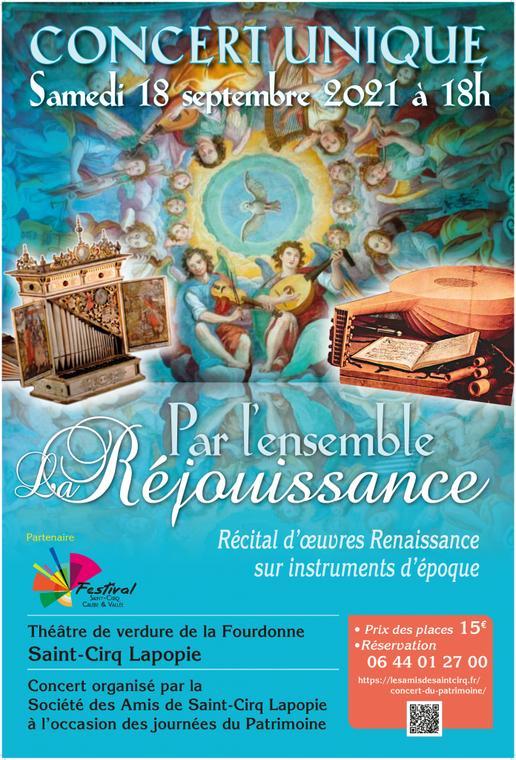 @La réjouissance