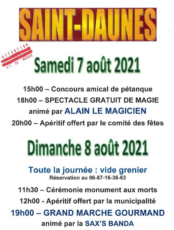 @Saint Daunès