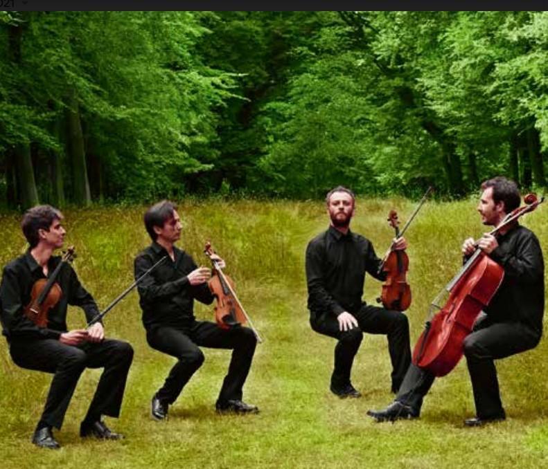 @Quatuor Bella