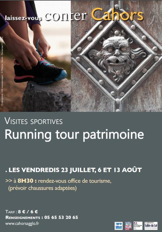 @Running tour