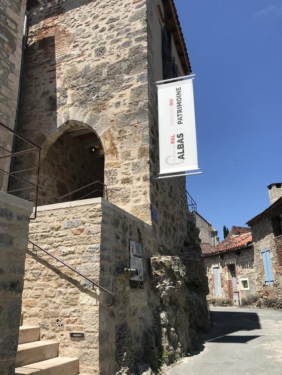 180618_Maison_du_Pal_Albas_©Office de Tourisme Lot-Vignoble