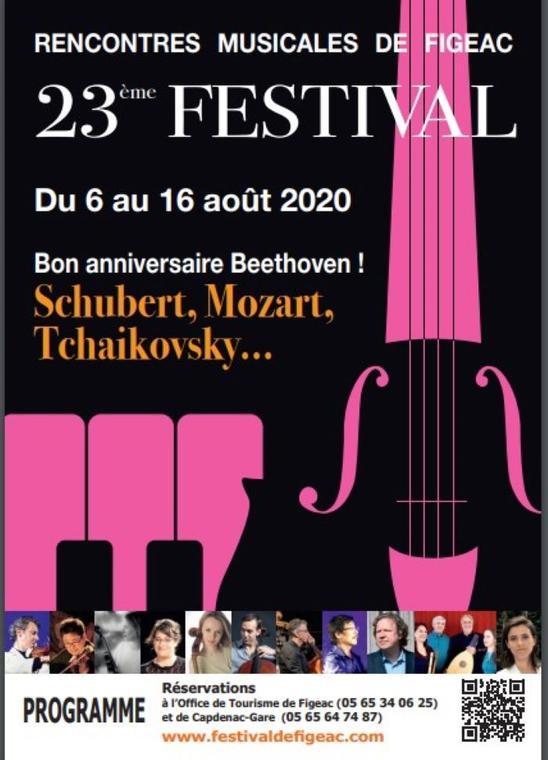23ème festival autour des cordes 2020