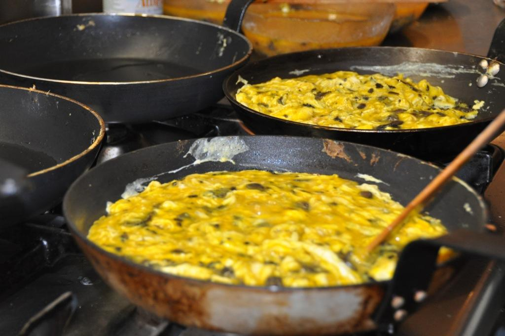 27-Omelette aux truffes Lot Tourisme-Christiane Roques