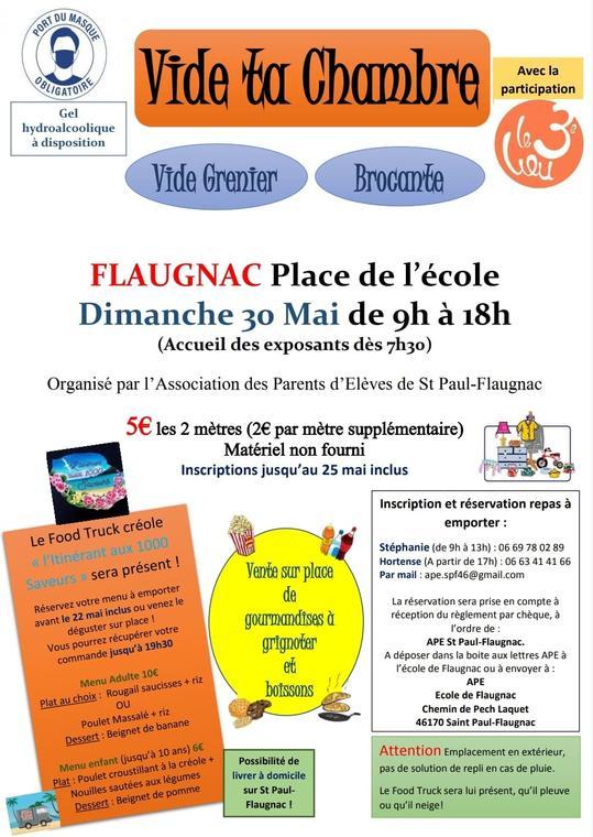 APE St Paul Flaugnac