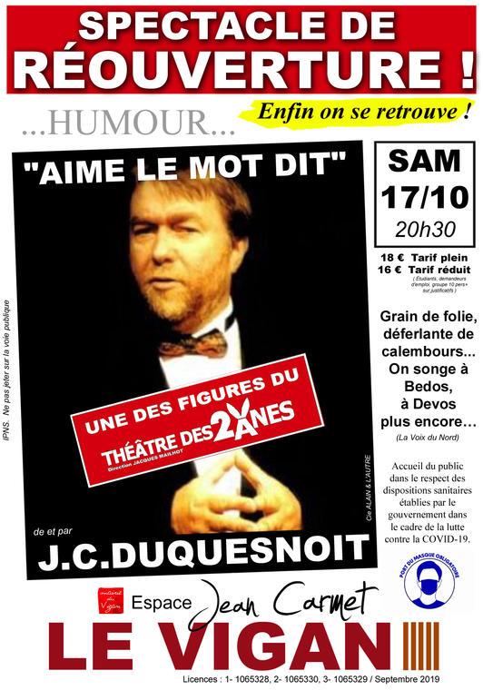 Affiche Duquesnoit