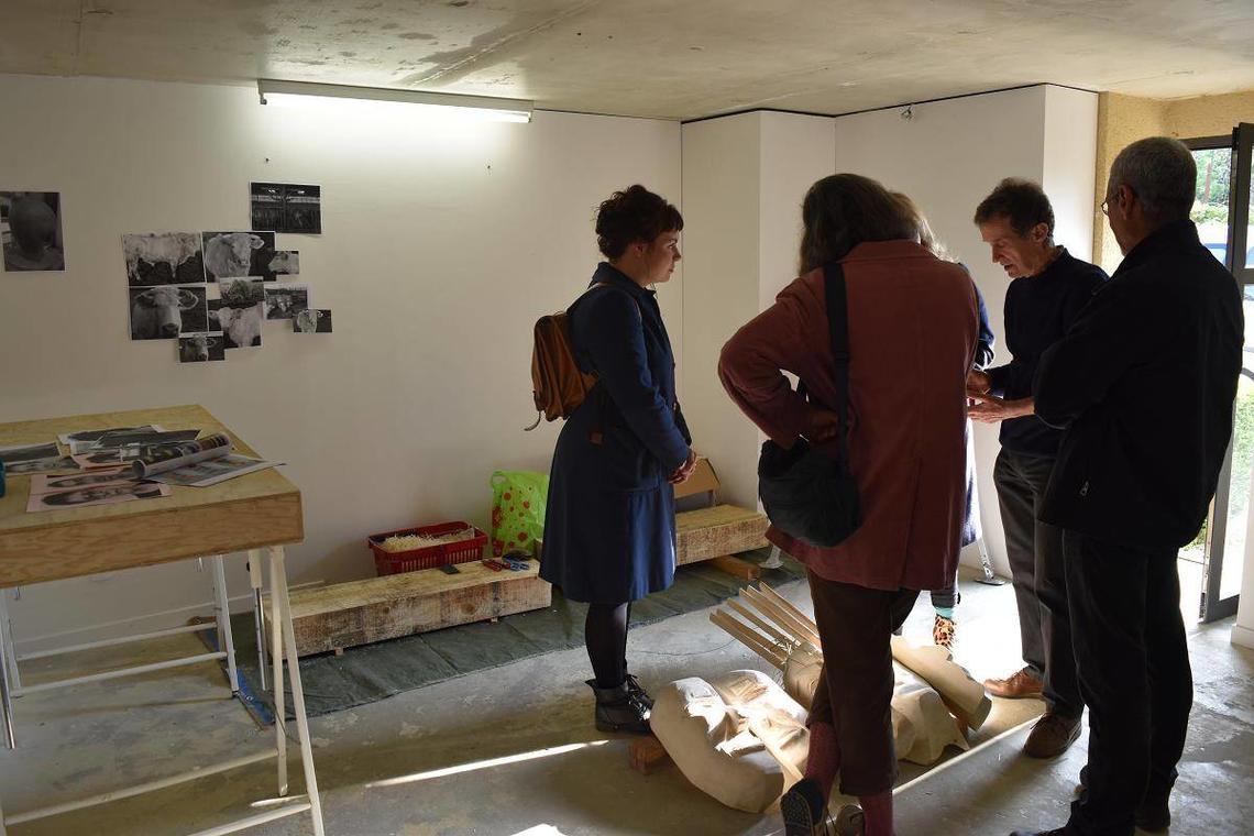Ateliers des Arques ouverture des ateliers