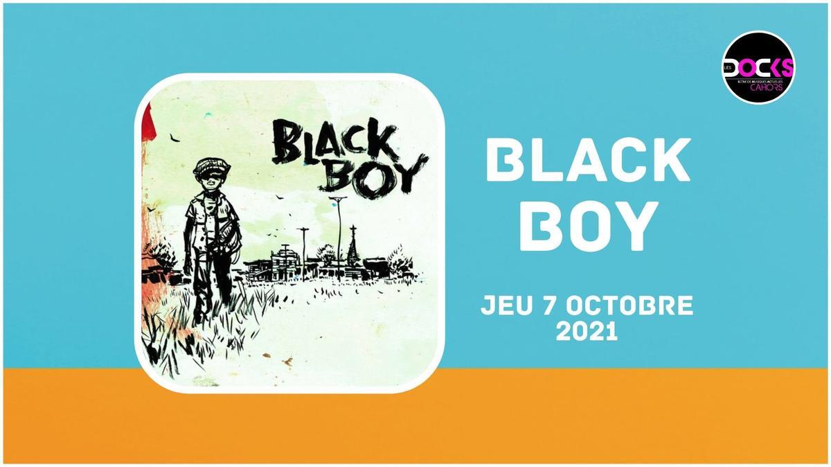 Black boy BD