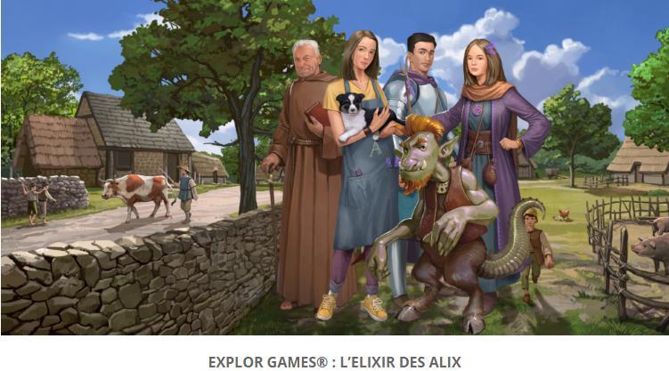 Explor'Games®
