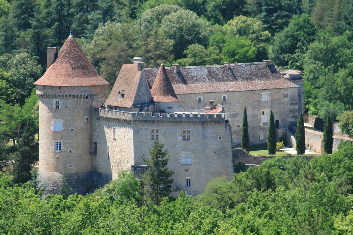 Château de Cabrerets
